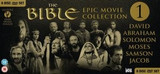 The Bible Epic Movie Collection 1: 6 DVD Old Testament Box set [5037899053034]