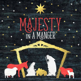 Majesty in a Manger [768676929]
