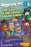 Case of the Couch Potato Caper, The: Bk. 4 cover photo