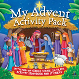 My Advent Activity Pack cover photo