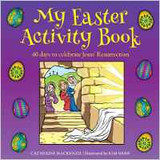 My Easter Activity Book cover photo