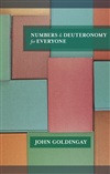 Numbers and Deuteronomy for Everyone - 9780281061273 cover photo