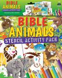 Bible Animals Stencil Activity Pack [9781781283158]