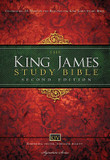 KJV Study Bible, Large Print, Red Letter Edition: Second Edition: Large Print (11pt), Center Column cover photo