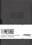 MESSAGE REMIX IMIT LEATHER BLUE