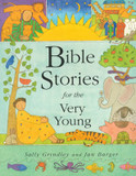 Bible Stories for the Very Young cover photo