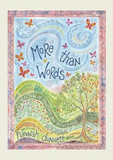 More Than Words: A Collection of Paintings and Reflections cover photo