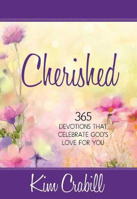 Cherished: 365 Devotions that Celebrate God's Love for You cover photo