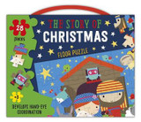 Christmas Floor Puzzle: The Story of Christmas (28 Pieces) cover photo