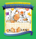 Stories Jesus Told: Favorite Stories from the Bible cover photo