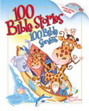 100 Bible Stories, 100 Bible Songs cover photo