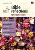 Bible Reflections for Older People January - April 2018 cover photo