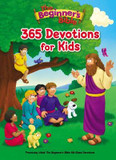 The Beginner's Bible 365 Devotions for Kids cover photo