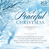 A Peaceful Christmas Double CD cover photo