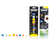 Solar System Erasers pack of 8 cover photo