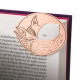 Curled Up Corners Bookmark - Furled Fox cover photo