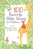 100 Favorite Bible Verses for Children cover photo