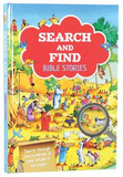 Search and find Bible stories cover photo