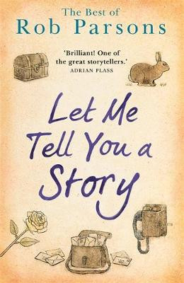 Let Me Tell You A Story cover photo