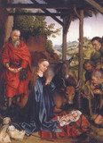 Adoration of the Shepherds - Pack of 5 Cards
