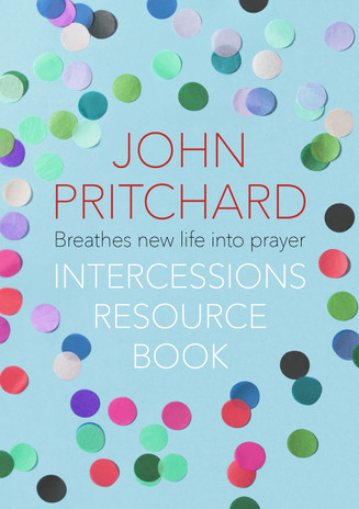The Intercessions Resource Book cover photo