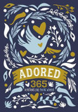 Adored: 365 Devotions for Young Women cover photo