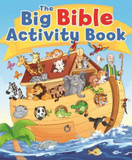 The Big Bible Activity Book cover photo