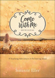 Come with Me Devotional: A Yearlong Adventure in Following Jesus cover photo