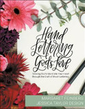 Hand Lettering God's Love: Drawing God's Word Into Your Heart Through the Craft of Brush Lettering cover photo