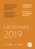 Common Worship Lectionary 2019 cover photo