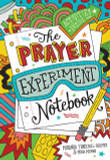 The Prayer Experiment Notebook cover photo