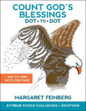 Count God's Blessings Dot-To-Dot: Extreme Puzzle Challenges, Plus Devotions cover photo