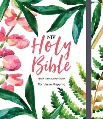 NIV Bible for Journalling and Verse-Mapping: Pink cover photo