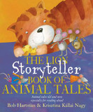 The Lion Storyteller Book of Animal Tales cover photo