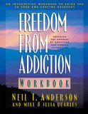Freedom from Addiction Workbook cover photo