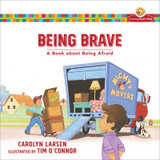 Being Brave: A Book about Being Afraid cover photo