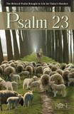 Psalm 23 cover photo