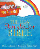 The Lion Storyteller Bible cover photo