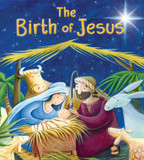 New Testament: the Birth of Jesus (My First Bible Stories) cover photo