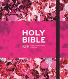 NIV Ruby Journalling Bible cover photo