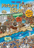 The Lion Picture Puzzle Bible Colouring and Activity Book cover photo