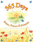365 Bible Stories, Prayers and Promises cover photo
