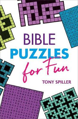 Bible Puzzles for Fun cover photo