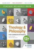 Theology and Philosophy for Common Entrance 13+ Teacher Resource Book cover photo