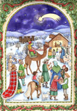 Nativity Camel - Advent Calendar cover photo