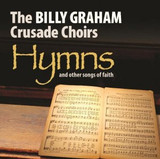 Billy Graham Hymns and Other Songs of Faith CD cover photo
