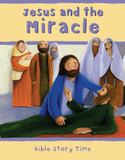 Jesus and the Miracle cover photo