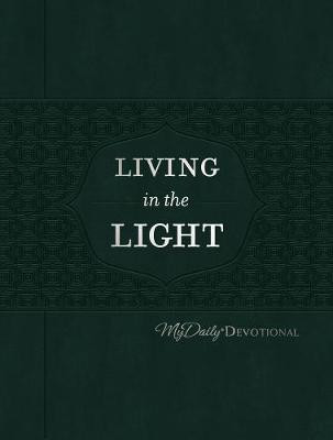 Living in the Light: MyDaily Devotional cover photo