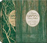 The Complete Grimm's Fairy Tales (Knickerbocker Classics) cover photo