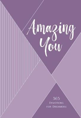 Amazing You: 365 Devotions for Dreamers cover photo
